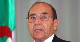 وزير الداخلية السابق نور الدين زرهوني في ذمة الله