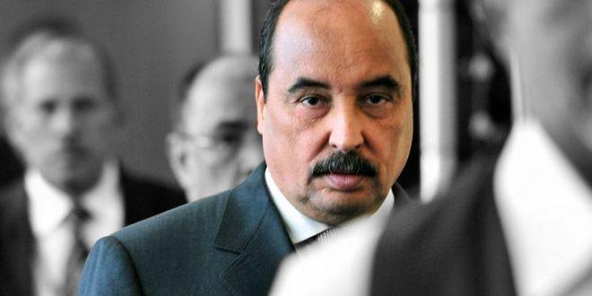 قاضي التحقيق بموريتانيا يأمر باعتقال الرئيس الموريتاني السابق محمد ولد عبد العزيز