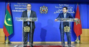 """ناصر بوريطة: """"العلاقات الإنسانية بين المغرب وموريتانيا فريدة ومتميزة"""""""