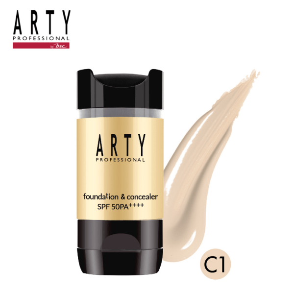 Arty Professional ARTY PROFESSIONAL FOUNDATION & CONCEALER SPF 50PA++++