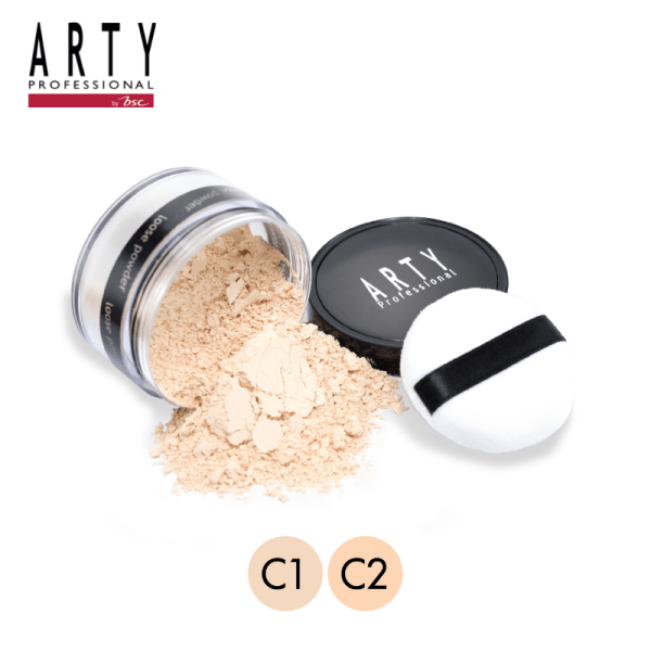Arty Professional ARTY PROFESSIONAL TRANSLUCENT LOOSE POWDER