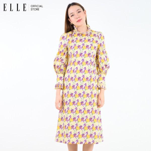 ELLE BOUTIQUE ELLE BOUTIQUE ชุดแซกสตรี (W3E517)