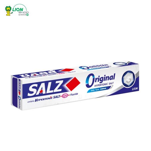 Lion SALZ ยาสีฟัน ซอลส์ ออริจินัล 160 กรัม