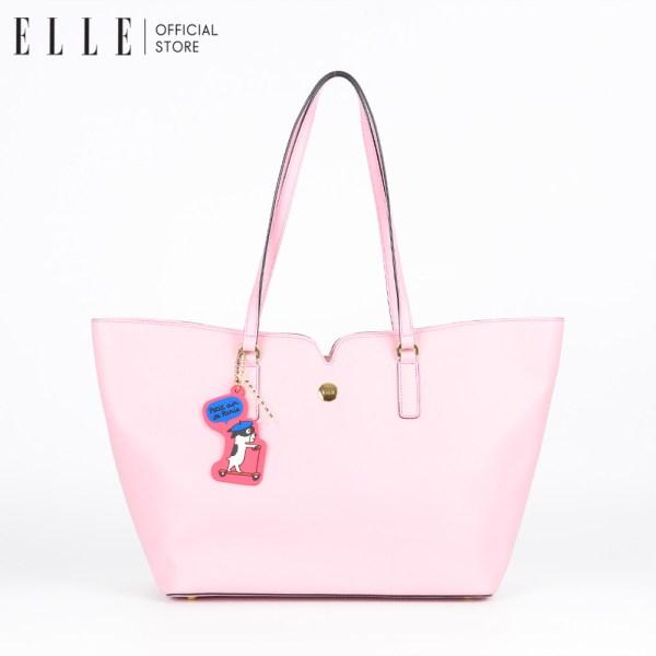 Elle Bag ELLE Bag กระเป๋าถือ Tote Bag ผู้หญิง รุ่น SOLEDAD STYLE (EWH573)
