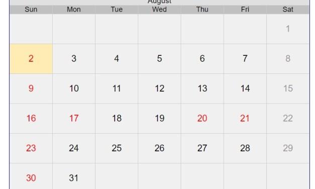 Daftar Saham dengan Return Positive di Bulan Agustus