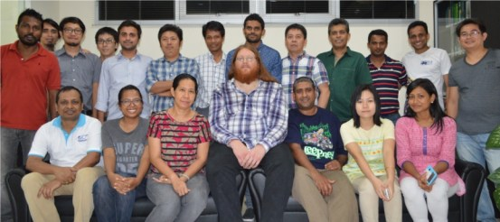 SAMBRO Group at AIT Geoinformatics Center
