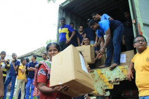 "Sri Lanka's Sunday Times Calls Sahana one of the ""Solutions under our nose for better crisis co-ordination"""