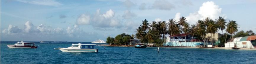 Thulesdhoo Island