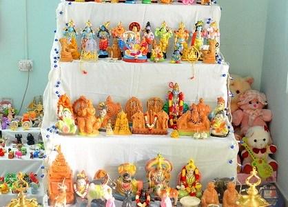 நவராத்திரி முதல் நாள் (நவராத்திரி பதிவு 4) – எழுதியவர்: கீதா சாம்பசிவம்