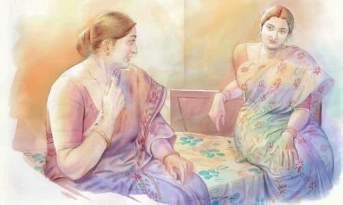 மண் வாசம் (சிறுகதை) – ✍ சியாமளா வெங்கட்ராமன், சென்னை
