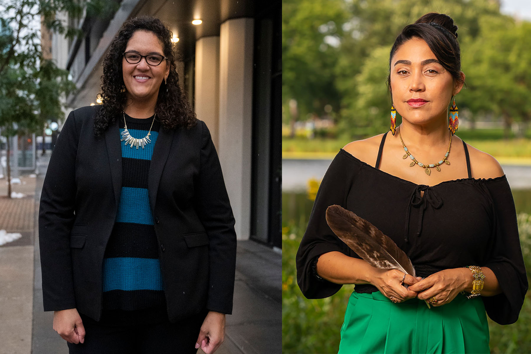 Minneapolis school board candidates talk COVID-19 and racial equity.