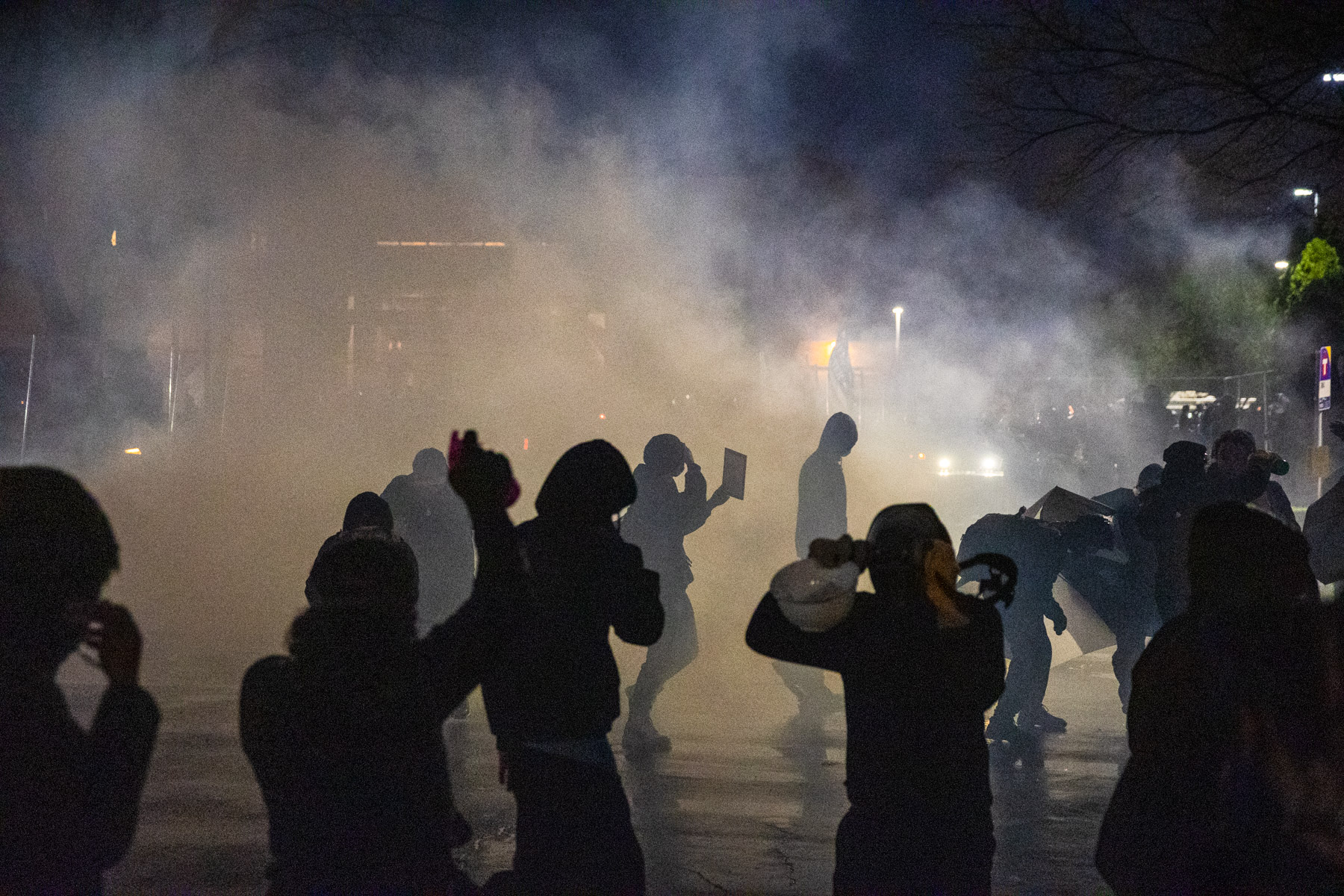 Many protesters have become familiar with the short-term pain of exposure to tear gas. For some, it might turn out to be a long-term problem, too.