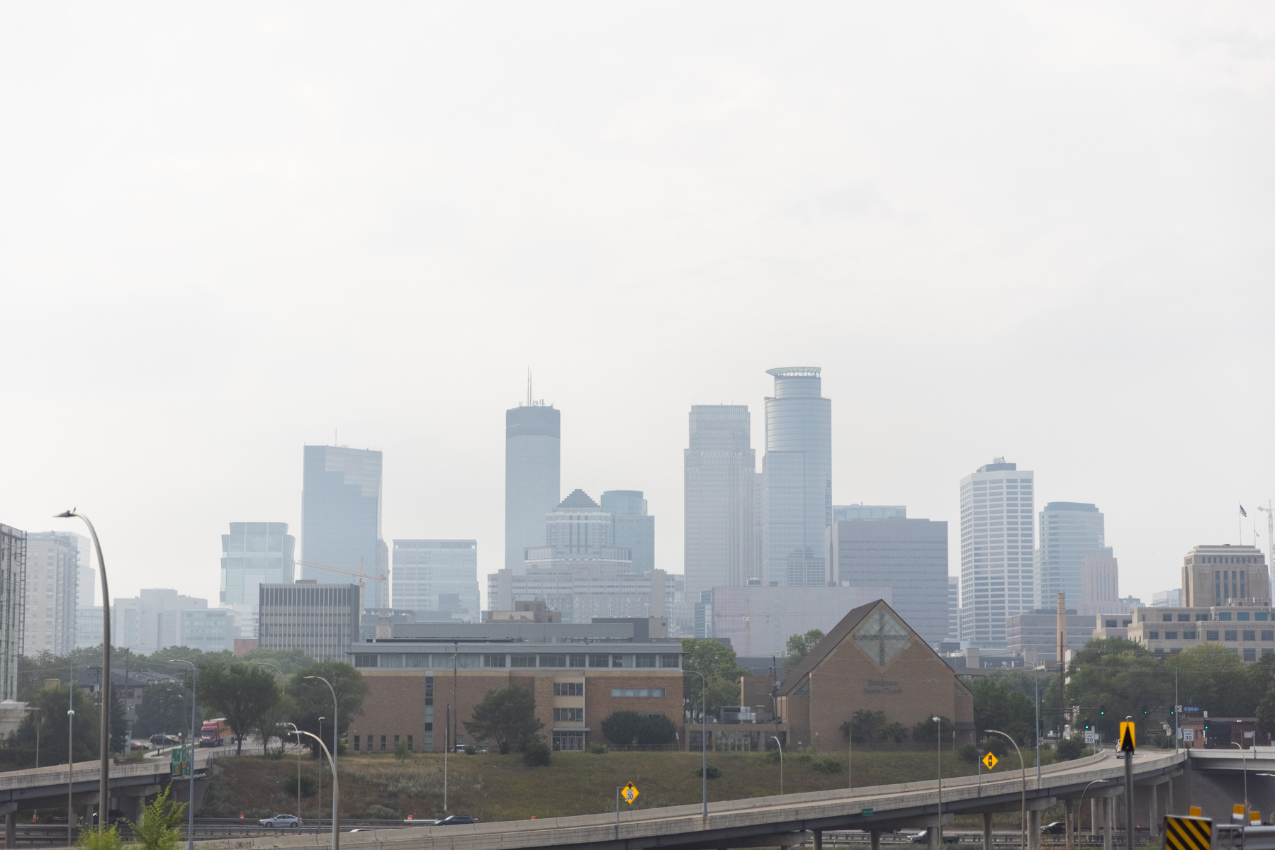 Where there's smoke, there's asthma: Weather events tied to climate change pose health threats to Minnesota communities of color