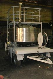 Steel TankC00598