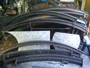 Steel rod500321