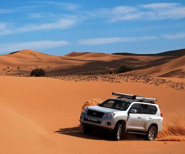 4 Days desert tour Marrakech to fes