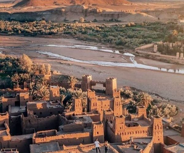 Marrakech to fes 3 Days desert tour