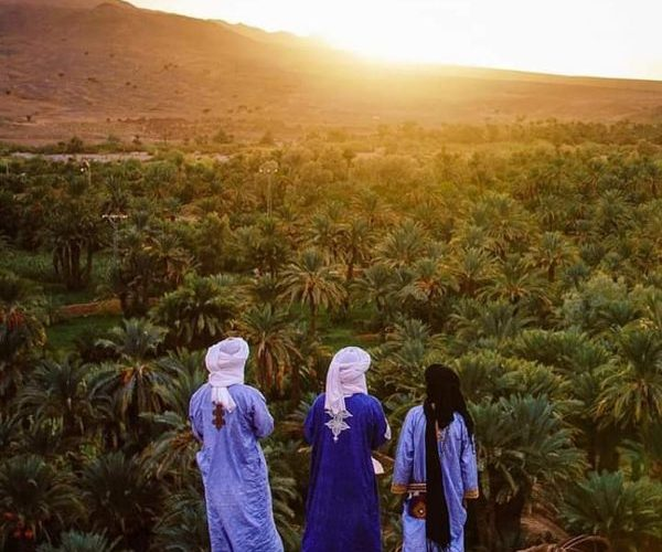 4 days desert tour from fes to marrakech