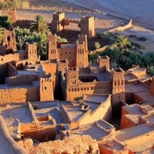 4 days desert safari from marrakeh to merzouga