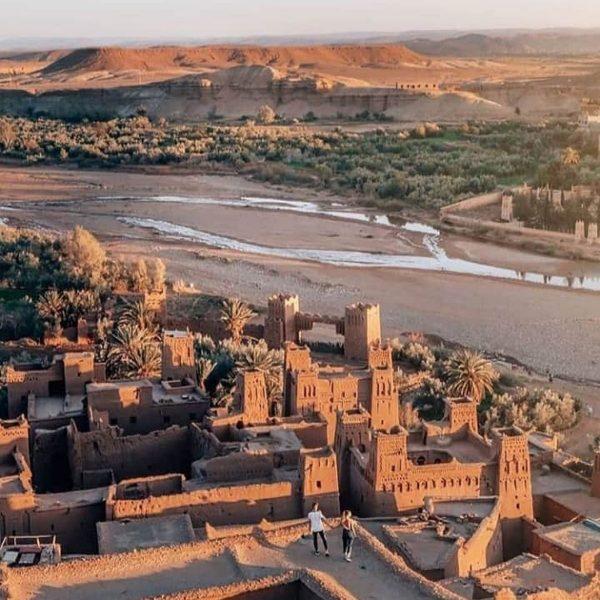 Marrakech to fes 3 Days desert tour