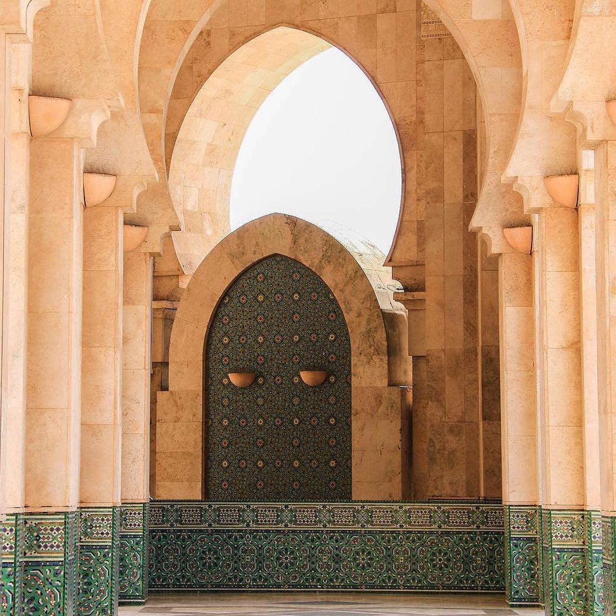 5 days desert tour from casablanca to marrakech