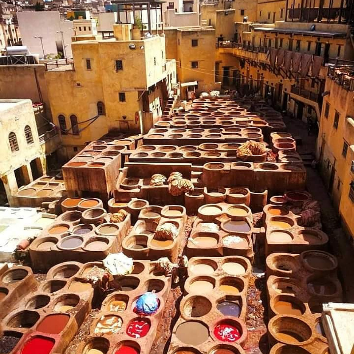 7 days tour from Tangier to Marrakech