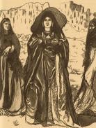 163a. Femmes du campement de l'Amenokal