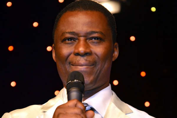 General Overseer of the Mountain of Fire and Miracle Ministry, MFM, Pastor Daniel Olukoya.