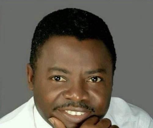 The Author, Dr Bolaji O. Akinyemi