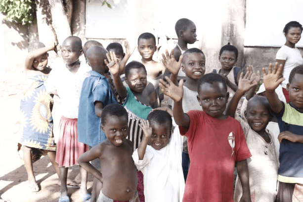 Thousands of Cameroonian children who fled the fighting in their country's English-speaking regions are taking refuge in Adagom community in south-central Nigeria, where some have been exploited by people looking to take advantage of their vulnerability