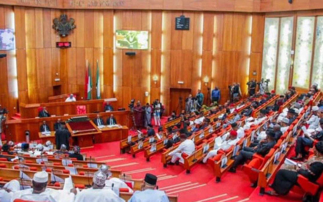 <div>Lawyer Tackles Nigeria's Deputy Senate President, Asks National Assembly To Give Nigerians New Constitution</div>