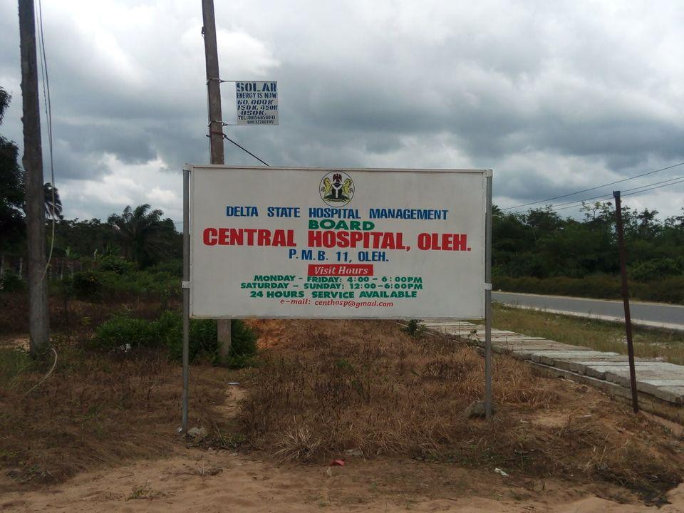 Central Hospital, Oleh.