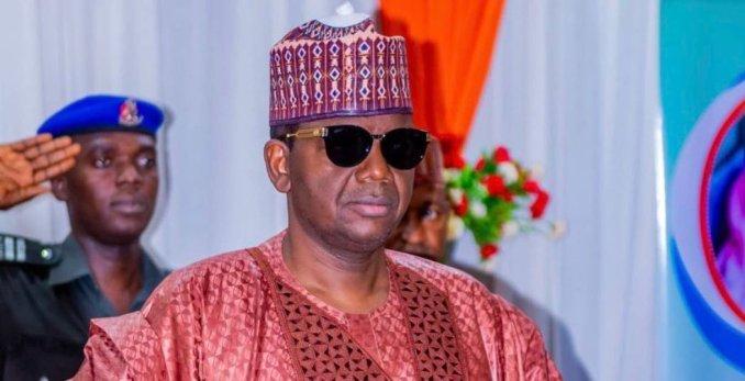 Zamfara State Governor Bello Matawalle