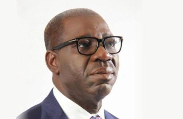 Edo State Governor, Mr Godwin Obaseki