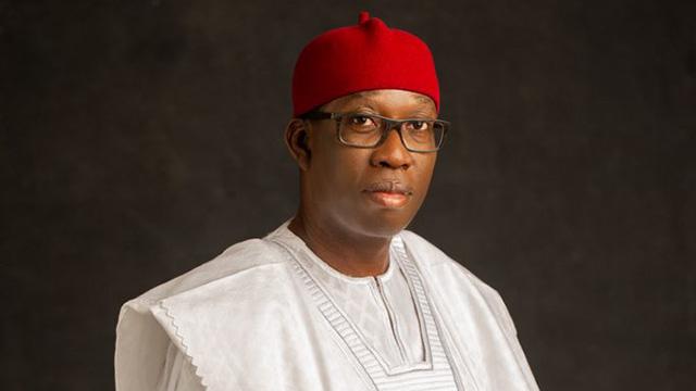 Delta Governor Ifeanyi Okowa