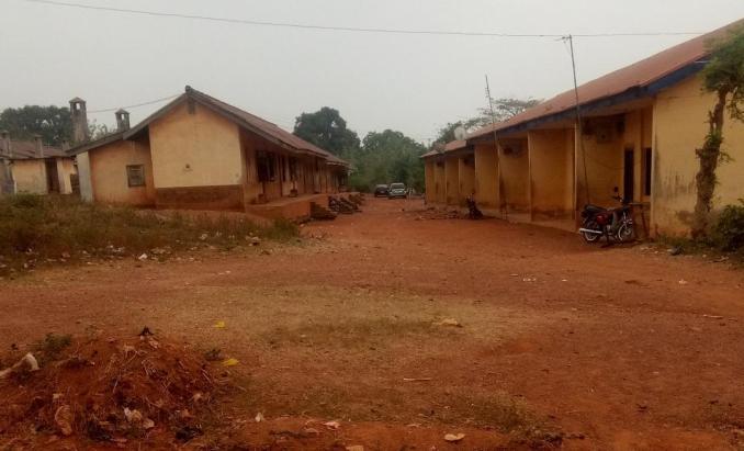 Oda barracks, Adekunle Ajasin road