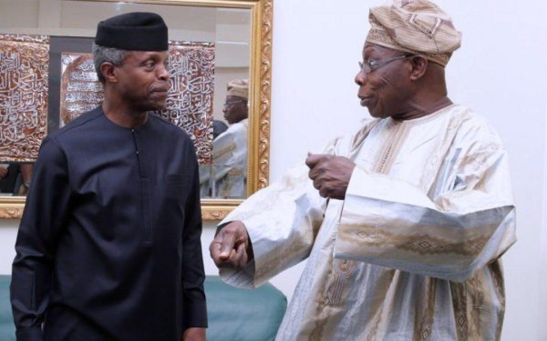 Obasanjo, Pastor RUGA Osinbajo: Cowards And Liars! By Bayo Oluwasanmi