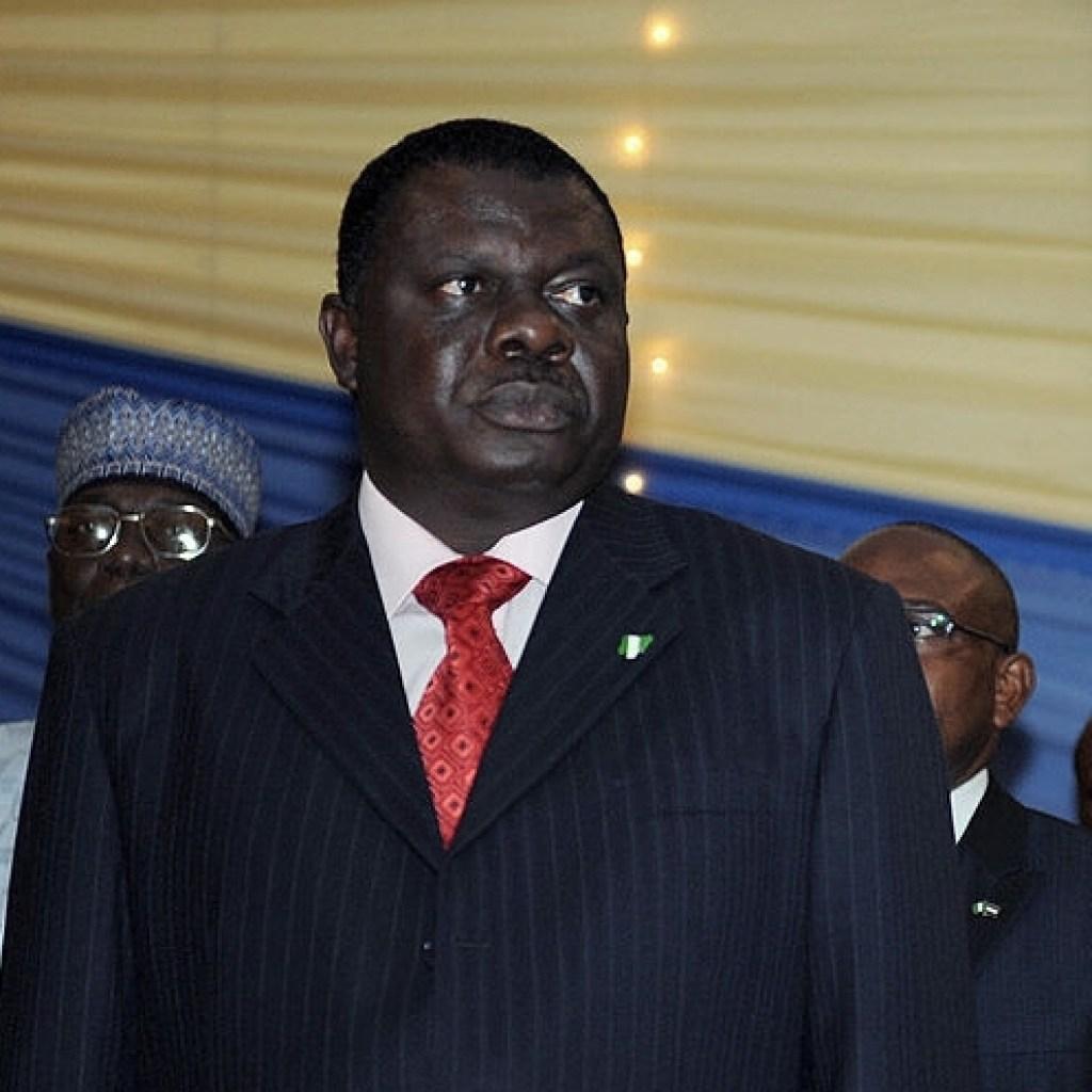 Notorious Michael Aondoakaa