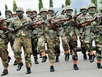 Militares nigerianos (http://saharareporters.com)