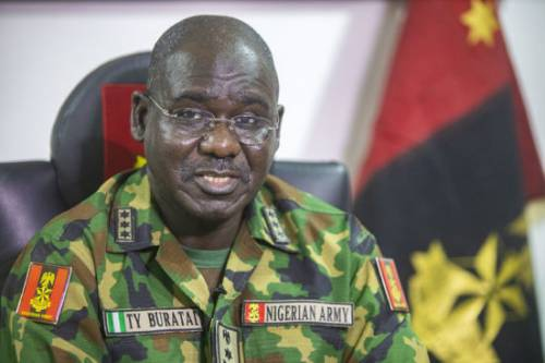 Army'll Disgrace Boko Haram Terrorists In 2021 – Buratai Prophesies In New Year Resolution