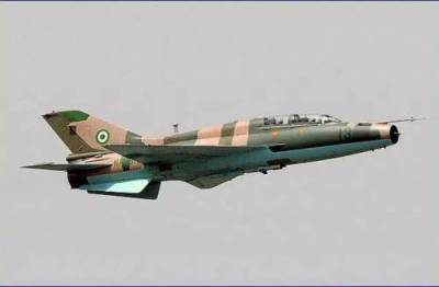 Nigerian Military Conducts Air Strikes In Orlu In Search Of ESN (Videos)