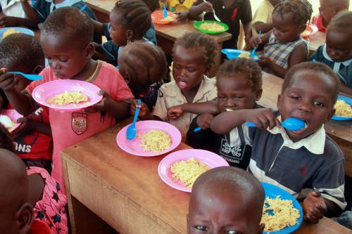 Related image  DISASTER AS PRIMARY SCHOOL STUDENTS ARE HOSPITALISED AFTER EATING FOOD SERVED IN SCHOOL Nursery 20class 20of 20Internally 20displaced 20persons 20children 20during 20the 20launch 20hour 20pix 20by 20Femi 20Ipaye 20 282 29