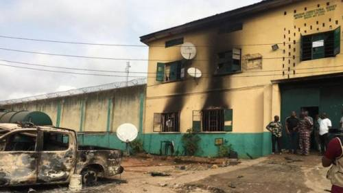 Imo Attack: How Police ignored DSS intelligence report of planned attack on Headquarters, Prison