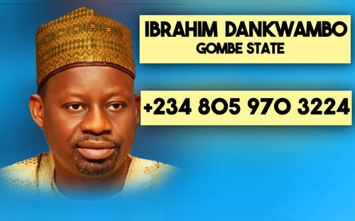 gombe Photos: Phone numbers of Nigerian governors leaked