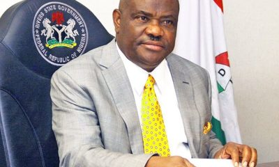 Nigerians are angry with Governor Wike!