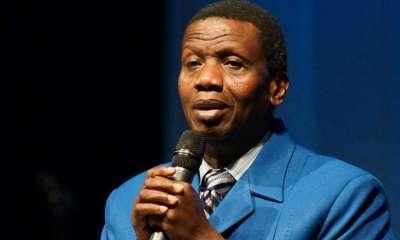 Prophet Israel Oladele Genesis Mourn the death of Adeboye's Son