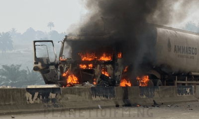 How Apostle Omotosho Warned About The calabar Tanker explosion ( Picture