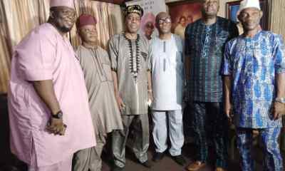 Oyetunde Ojo, Hakeem Muniru, Prince Akiolu, Others Attend 5th-Year Remembrance Of Rafiu Jafojo