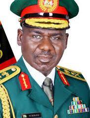 Buratai Condoles Buhari, Nigerian Army, Families of Victims In Plane Crash