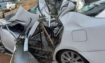 Chuka Okadigbo's Son Dies In Abuja Ghastly Accident